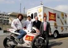 San Carlo Honda Gresini presenta il team 2011