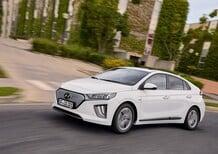 Hyundai Ioniq 2019: aggiornamenti estetici e tecnologici