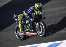 """MotoGP 2019. Rossi: """"Siamo lenti ovunque"""""""