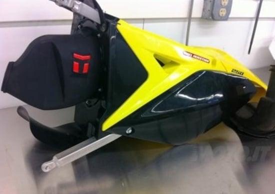 Kit Moto Tassinari AIR4ORCE da Faster96