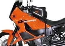KTM 990 SMT e 990 Adventure con il Kit Traveller in promozione