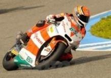 Moto2. Bradl il più veloce a Jerez