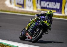 MotoGP 2019. Rossi: Andiamo nella direzione giusta