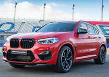 BMW X4 M Competition: in premio al pilota MotoGP 2019 con più pole