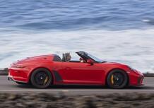 Porsche Speedster: edizione limitata da 277.384 euro