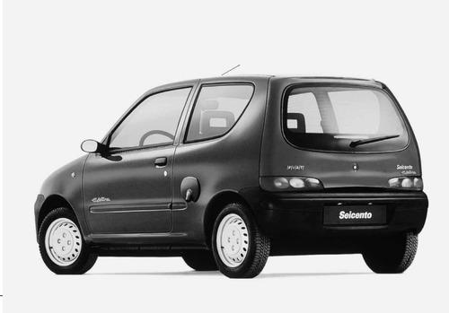 Le Fiat Elettra. C'erano una volta la Panda e la Seicento elettrica (7)