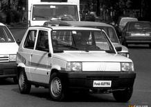 Le Fiat Elettra. C'erano una volta la Panda e la Seicento elettrica