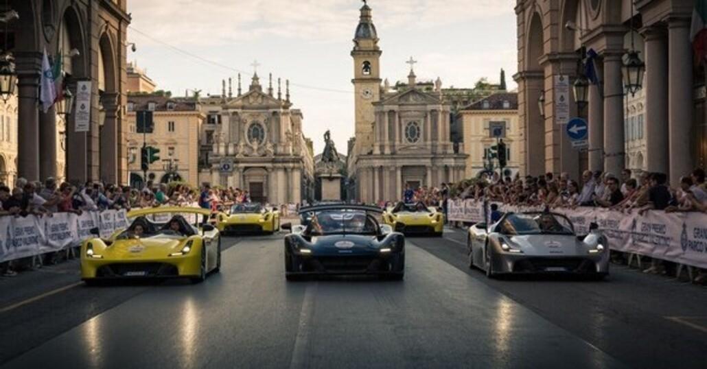 5° Salone dell'auto Parco Valentino: Torino unisce innovazione e tradizione con la kermesse diffusa
