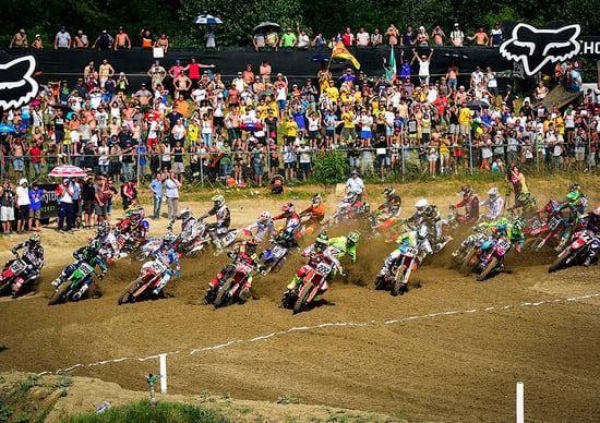 Orari TV MX 2019. Il GP di Lombardia a Mantova, news e palinsesto