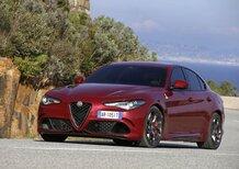 Alfa Romeo Giulia Quadrifoglio, ora è possibile noleggiarla