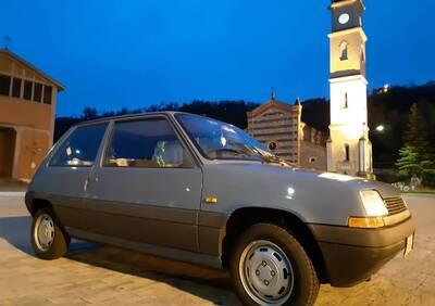 Super 5 d'epoca del 1985 a Piacenza