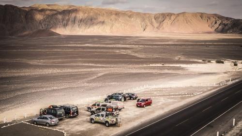 Dakar Rewind. Sud America. Un Viaggio Indimenticabile Durato 10 Anni. 3. Caral (7)