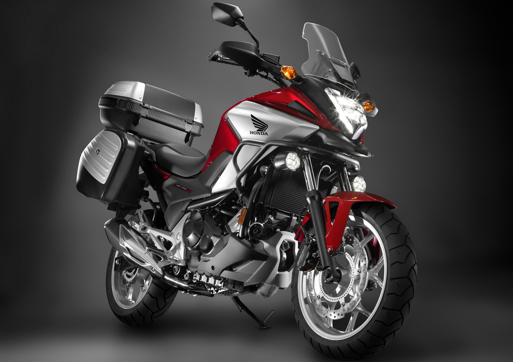 Honda NC750X ABS Travel Edition (2016 -18), prezzo e ...