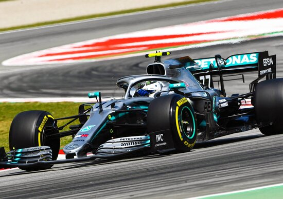 F1, GP Spagna 2019, FP2: Bottas al top