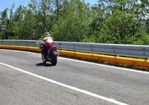 Sicurezza: arriva l'obbligo delle barriere salva-motociclisti