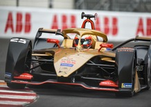 Formula E, E-Prix di Monaco: pole per Vergne