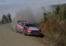 WRC 2019. Cile. L'inferno Tanak (Toyota) Continua A Mietere  Vittime