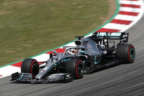 F1, GP Spagna 2019: vince Hamilton. Quarto Vettel