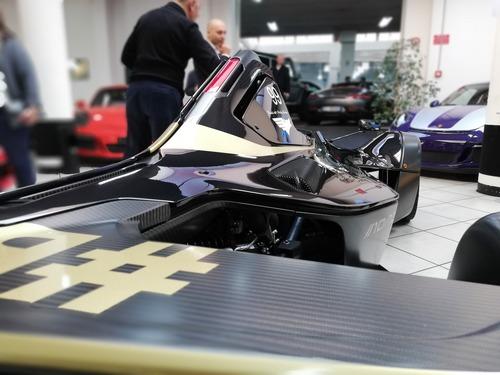 Best of Italy Race 2019: presente anche la F1 stradale BAC Mono (7)
