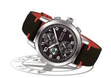 Quadrifoglio Verde, orologio Alfa Romeo by Eberhard [Video]