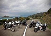 Yamaha amplia la gamma ABS