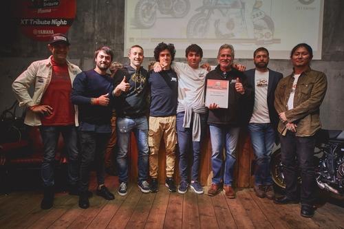 "Yamaha XT Faster Sons Tribute Night: chi è ""er mejo"" di Roma? (9)"
