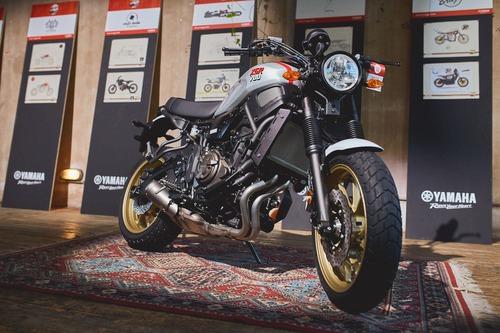 "Yamaha XT Faster Sons Tribute Night: chi è ""er mejo"" di Roma? (2)"