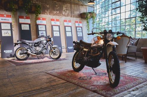 "Yamaha XT Faster Sons Tribute Night: chi è ""er mejo"" di Roma?"
