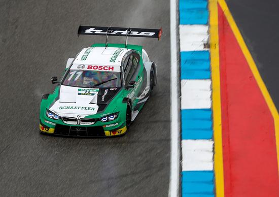 A Zolder semaforo verde per il secondo round del DTM