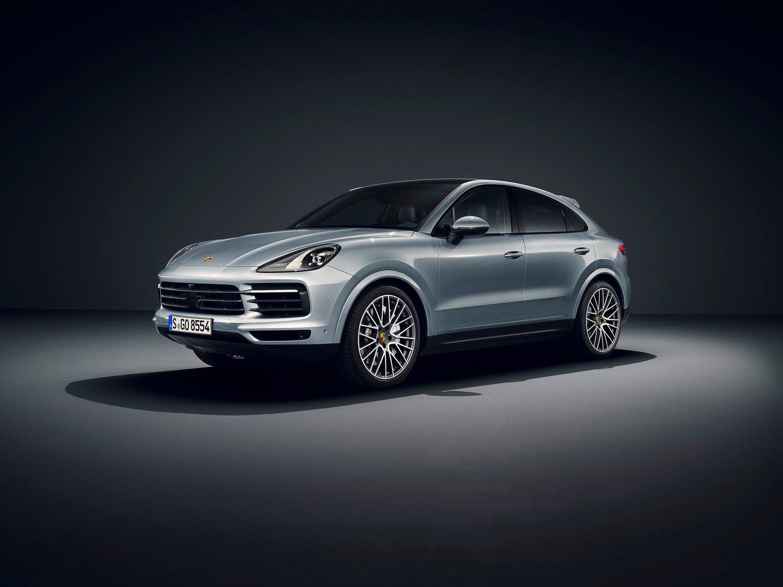 Porsche Cayenne S Coupé, debutta la variante sportiva
