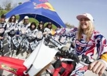 Motocross al femminile con Red Bull Moto Chix