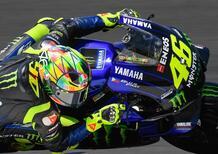 MotoGP 2019. Rossi: Sono qui perché ci credo ancora