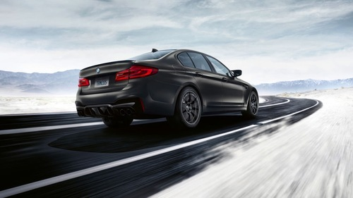 BMW M5, ecco la serie speciale Edition 35 Years (4)