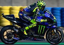 MotoGP 2019. Rossi: Vinales sta guidando meglio di me