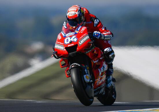 MotoGP, Andrea Dovizioso: