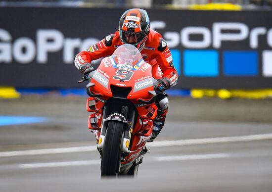 MotoGP, Le Mans: statistiche post gara