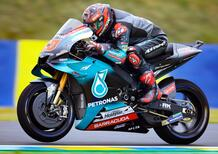 MotoGP 2019. A Quartararo il warm up