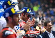 MotoGP 2019. Petrucci: Ci ho provato, senza fare il matto