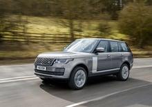 Range Rover Sport HST, la motorizzazione mild hybrid