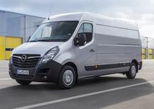 Opel Movano 2019: il maxi furgone si rinnova dentro e fuori