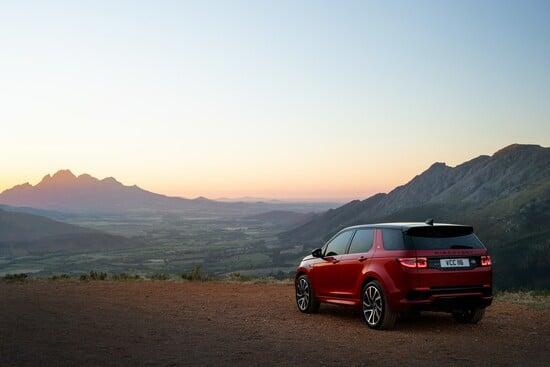 La nuova Land Rover Discovery Sport 2019