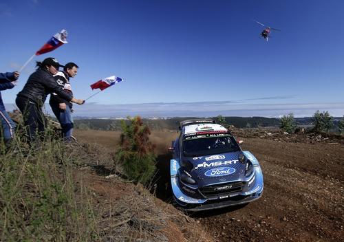 WRC, Rally Cile 2019: le foto più belle (6)