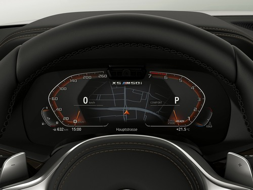 BMW X5 e X7 M50i: V8 da 530 CV per i SUV bavaresi (5)