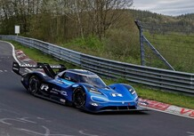 Volkswagen ID.R: i segreti del Nürburgring in video