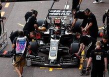 F1, GP Monaco 2019: bandiera nera per le Haas nelle FP1