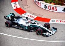 F1, GP Monaco 2019, FP2: Hamilton al top