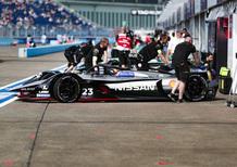 Formula E, E-Prix di Berlino: pole per Buemi