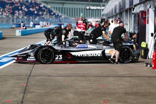 Formula E, E-Prix di Berlino: vince Di Grassi (2)