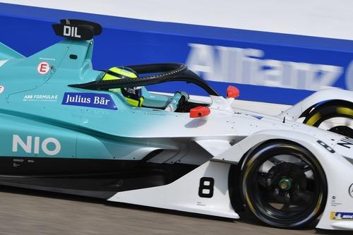Formula E, E-Prix di Berlino: vince Di Grassi (9)
