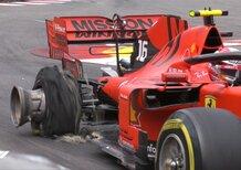 F1, GP Monaco 2019: incidente tra Leclerc e Hulkenberg [Video]